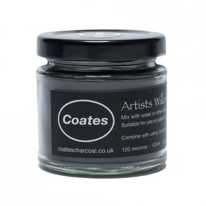 Artist Willow Charcoal Powder - 125ml